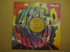 "BROOKLYN DREAMS Music, Harmony And Rhythm RARE AUSSIE 12"" SINGLE 1977 - TDS-006"