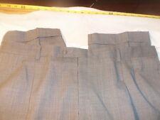 austin reed  40 x 27  pleated & cuffed 100% wool #465