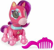 Toys For Girls Kids Children Robot Lights Sound Pony for 4 5 6 7 8 Years Old Age