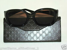 Authentic GUCCI Fashion Sunglasses, Made In ITALY w/ Case