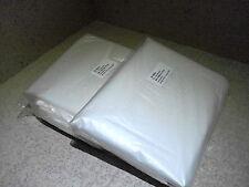 70 Polybeutel  Gefrierbeutel Set 2 große Größen Tüten Plastiktüten Neu