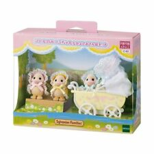 Epoch Calico Critters Sylvanian Families Doll Duck Triplets C-63 40147226