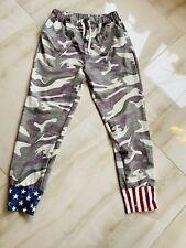 Freizeithose Camouflage für Damen XXL