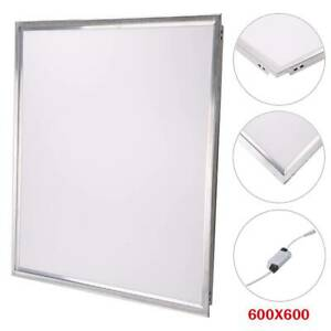600x 600 mm LED Panel 50W Recessed Ceiling  -Cool White 6500k with Driver