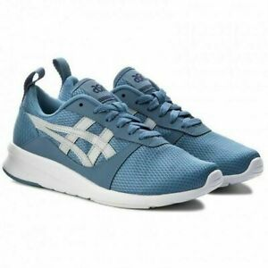 Asics Lyte Jogger H7G1N 5696 Blue Heaven Lace Up Trainer