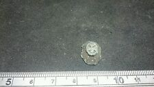Stunning Saxon/Viking Bronze ring bezel Silvered with nice Germanic cross Uk lot