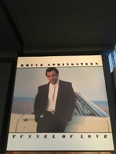 Bruce Springsteen- Tunnel Of Love 12�x12� Promo Poster