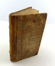 #e4414 Altes Buch: Anders Lallerstedt 1741 Facilis in Physicam Introductio