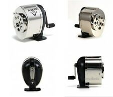 Wall Mount Manual Pencil Sharpener Metal Desk School Heavy Duty Workshop Office