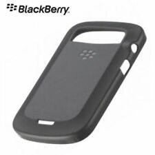 Genuine Blackberry Bold 9900 Black TPU Soft Shell Case Cover