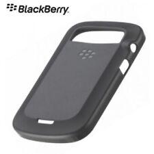 Genuine Blackberry Bold 9900 Black TPU Soft Shell Case Cover