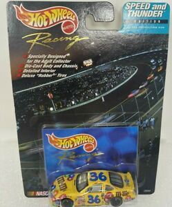 NEW Hot Wheels Speed and Thunder M&M's #36 Pontiac Grand Prix, MB2 Motorsports