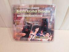 Alcohawk Slim Breathalyzer Digital Alcohol Detector New in Box
