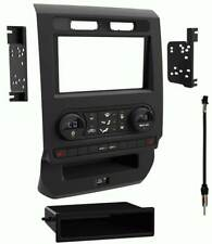 DOUBLE DIN INSTALL KIT FOR 15-2017 FORD F-150 / AND SELECT F-250 / F-350 / F-450