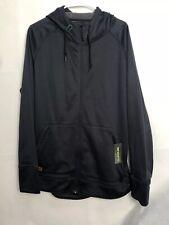 Rare Dakine Wasco Tech Fleece Bk 10000665 Black Mens Size Large NWT Hoodie