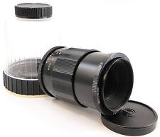 !!NEW!! MC VOLNA-9 2.8/50 Russian Soviet USSR Macro Lens M42 Canon EOS Fujifilm