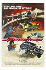 Speedtrap Poster 01 A3 Box Canvas Print