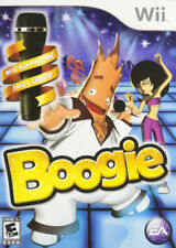 Boogie with Microphone WII New Nintendo Wii