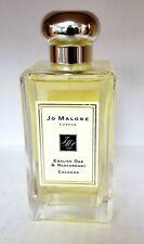 Jo Malone English Oak & Redcurrant 3.4/3.3oz/100 ml Cologne Spray New No Box