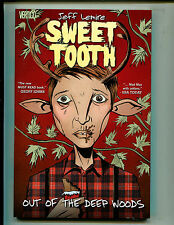 SWEET TOOTH VOLUME 1: OUT OF THE DEEP WOODS! TPB (8.0) 1st PRINT