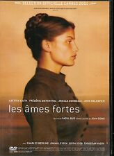 DVD ZONE 2--LES AMES FORTES--CASTA/DIEFENTHAL/DOMBASLE/MALKOVICH/RUIZ/BERLING