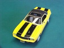 Super Toy Cars 1969 Camaro RS Z28, 29165p 1:18 modified with a sun roof