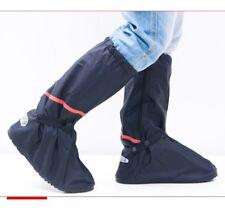 Wasserdicht Regen Schuh Überschuhe Überziehschuhe Schuhüberzieher Regenschuhe XL
