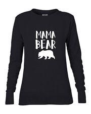 Mama Bear Ladies' Women's Sweater Sweatshirt, Lightweight Jumper, M/L/XL/XXL