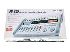 ZOOM R16 Multitrack Recorder New from Japan DHL Fast Shipping Tracking Free Ship