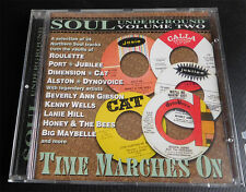 Various – Soul Underground Volume Two - Time Marches On, UK 1995 Sequel Records
