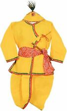 Kids Wear Krishna Dress Dhoti Kurta Baby Boys Festive Season Good Quality