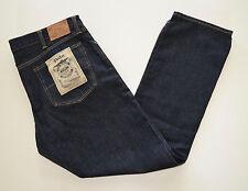 NWT Men's Ralph Lauren Jeans, Pant HAMPTON STRAIGHT, Blue, W 32 L 32