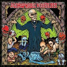AGORAPHOBIC NOSEBLEED-ALTERED STATES OF AMERICA (LTD.BABY PINK)  VINYL LP NEU