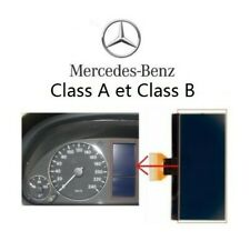 ECRAN LCD COMPTEUR ODB MERCEDES CLASSE A et B W169, W245