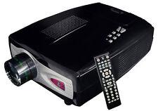 NEW Pyle PRJV66 60-100  4:3/16:9 Home Theater Video Projector Built-in Speaker