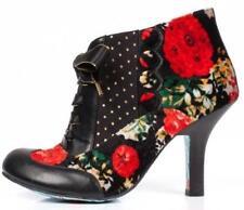 Zip Irregular Choice High Heel (3-4.5 in.) Shoes for Women
