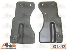 Tole fermeture arrière hotte - radiateur  de Citroen 2cv 435cc - 1863 -