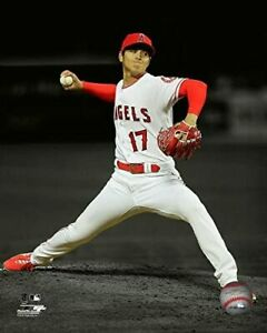 "Shohei Ohtani Los Angeles Angels MLB Spotlight Photo (8"" x 10"")"