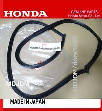 Genuine Honda Civic EG4 Rear Tail Gate Weatherstrip 74440-SR3-003 Oem Honda Part