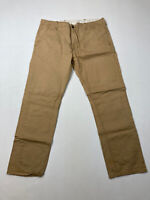 LEVI'S CHINO TROUSERS - W34 L30 - Beige - Great Condition - Men's