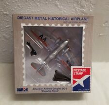 Diecast  metalAmerican DC-3 Flagship Tulsa by Postage Stamp PS5559-2 Scale 1:144