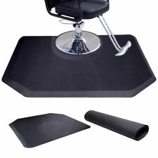 Anti Fatigue Black Mat Beauty Salon Equipment Barber Floor Matt Hair Stylist