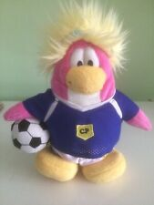 Disney Club Penguin Plush Football player