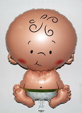 """Its A Boy Foil Balloon Baby Shower Anniversary Party Decorations 32"""""""