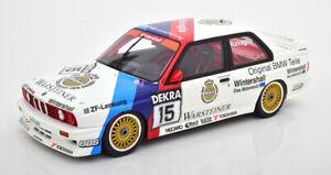 1/12 Scale Ottomobile BMW E30 M3 Warsteiner No.15, DTM Champion Diecast Model