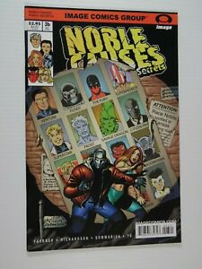 Image Noble Causes Family Secrets #3 Cover B 1st Appearance of Invincible Comic