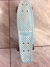 Penny Board 22inch. Kryptonics Torpedo Skateboard Blue 1965 Retro Vintage Rare