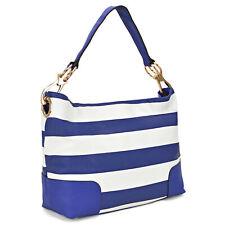 Dasein Women Handbags Faux Leather Vintage Hobo Shoulder Bag Purse