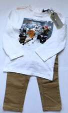3pommes Boys Outfit Size 18-24 M . Brand New