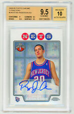 RYAN ANDERSON 2008 Topps Chrome X-Fractor (Refractor) BGS 9.5 ROOKIE RC AUTO